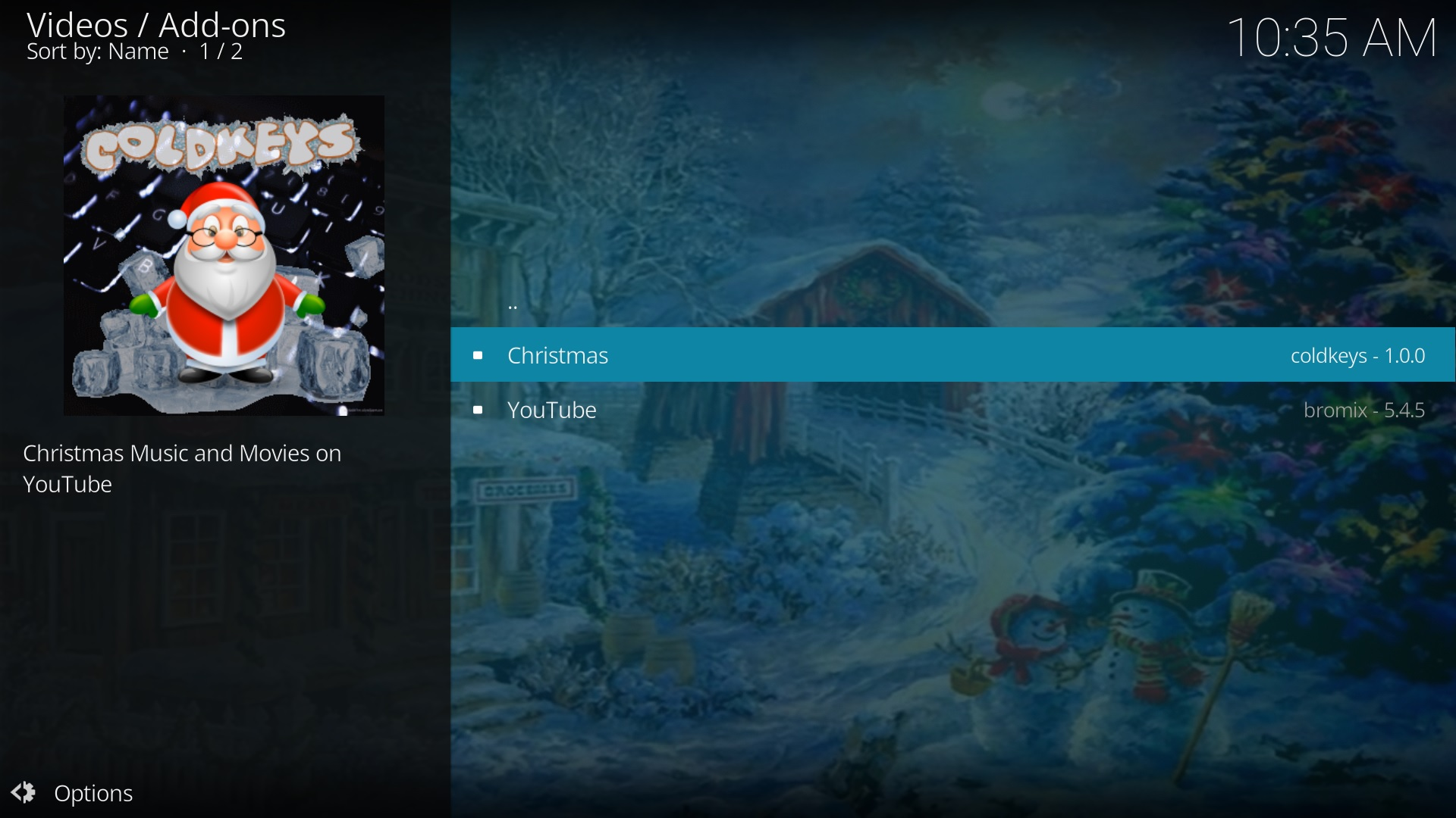 How To Install Christmas Addon on Kodi – Kodi Geeks