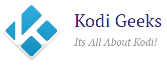 Kodi Geeks